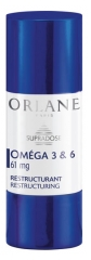 Orlane Supradose Concentrate Omega 3 & 6 61mg Restructuring 15ml