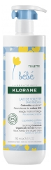 Klorane Baby No-Rinse Cleansing Lotion 750ml