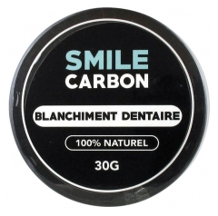 Smile Carbon Blanchiment Dentaire 30 g