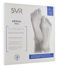 SVR Xérial Peel Exfoliating Foot Mask