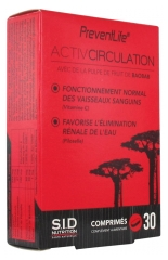 S.I.D Nutrition PreventLife ActivCirculation 30 Tabletas