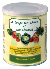 Nutri Expert Cabbage and Vegetables Soup 250g