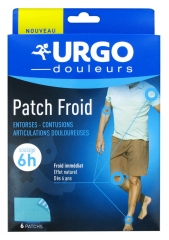 Urgo Cold Patch 6h 6 Patches