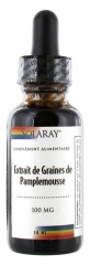 Solaray Extrait de Graines de Pamplemousse 100 mg 30 ml