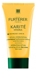 Furterer Karité Hydra Hydrating Ritual Hydrating Shine Day Cream 30 ml