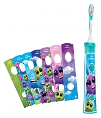 Philips Sonicare For Kids HX6321/03 Electric Toothbrush