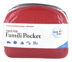 HE.CO STOP Famili Pocket First Aid Kit