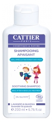 Cattier Bio Beruhigungsshampoo 200 ml