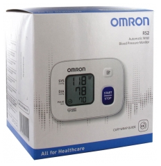 Omron Wrist Blood Pressure Monitor RS2