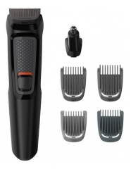 Philips Multigroom Tondeuse MG3710/15 Visage