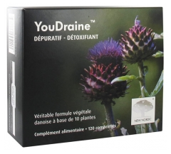 New Nordic YouDraine Depurative Detoxifying 120 Tablets