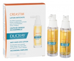 Ducray Creastim Anti-hair Loss Lotion 2 x 30ml
