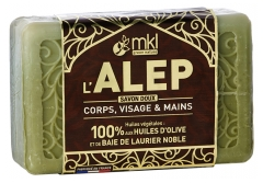 MKL Green Nature Aleppo Gentle Soap 120g