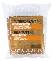 Comodynes 8 Self-Tanning Intensive Wipes