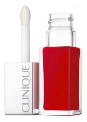Clinique Laca Pop Lacquer Laca Roja + Base 6 ml