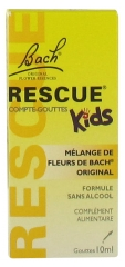 Bach Kids Rescue Remedy Compte-gouttes 10 ml