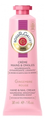 Roger & Gallet Hands & Nails Cream Gingembre Rouge 30ml