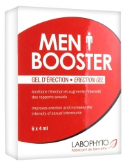 Labophyto Men Booster Gel d'Érection 6 Dosettes