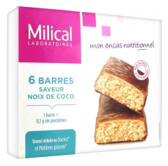 Milical 6 Slimming Bars