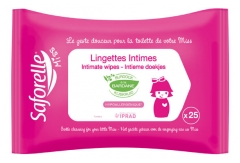 Saforelle Miss 25 Intimate Wipes