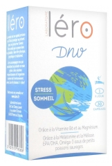 Léro DNV Stress and Sleep 30 Gel-Caps