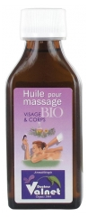 Docteur Valnet Organic Massage Oil Face & Body 100ml