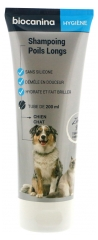Biocanina Long Hair Shampoo 200ml