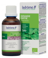 Ladrôme Organic Fresh Plant Extract Nettle 50ml