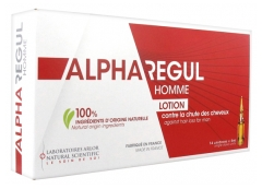 Arlor Natural Scientific Alpharegul Homme Lotion 14 Unidoses