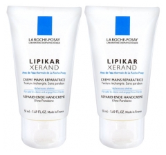 La Roche-Posay Lipikar Xerand Hands Cream 2 x 50ml