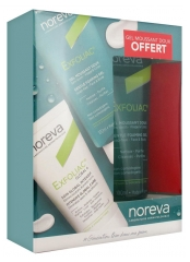 Noreva Exfoliac Global 6 Soin Global Intensif 30 ml + Gel Moussant Doux 100 ml Offert