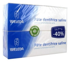 Weleda Salt Toothpaste 2x75ml