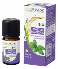 Naturactive Organic Essential Oil French Basilic 5ml