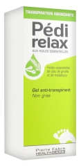 Pédirelax Transpiration Abondante Gel Anti-Transpirant 50 ml