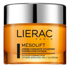 Lierac Mésolift Fatigue Correction Vitamin-Enriched Melt-In Cream 50ml