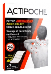 Cooper Actipoche 3 Heating Patches