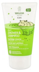 Weleda Kids 2-in-1 Shower & Shampoo Sparkling Lime 150ml