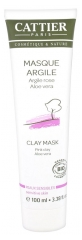 Cattier Pink Clay Mask Sensitive Skins 100ml