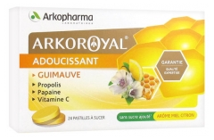 Arkopharma Arko Royal Soothing Lozenges for Throat 24 Lozenges