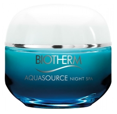 Biotherm Aquasource Night Spa Triple Spa Effect Night Balm 50ml