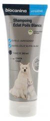 Biocanina White Fur Shine Shampoo 200ml