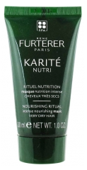 Furterer Karité Nutri Rituel Nutrition Masque Nutrition Intense 30 ml