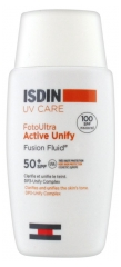 Isdin UV Care FotoUltra Active Unify Fusion Fluid SPF 50+ 50 ml
