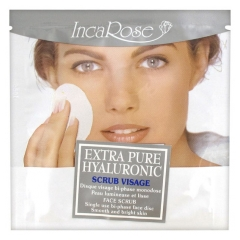 Incarose Extra Pure Hyaluronic Face Scrub 10ml