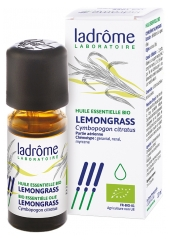 Ladrôme Organic Essential Oil Lemongrass 10ml