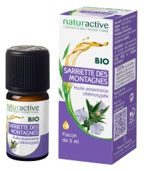 Naturactive Organic Essential Oil Mountains Savory 5ml