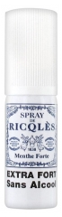 Ricqlès Oral Spray with Strong Mint Alcohol-Free 15ml