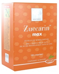 New Nordic Zuccarin Max 120 Tablets