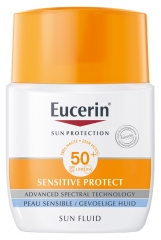 Eucerin Sun Protection Sensitive Protect Sun Fluid SPF50+ 50 ml