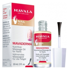 Mavala Mavaderma Nutritive Massage Oil for Nails 10ml